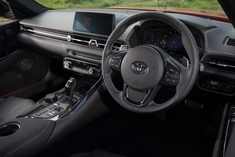 2019 Toyota GR Supra - UK version 566179