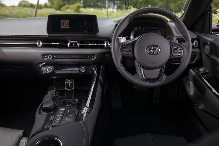 2019 Toyota GR Supra - UK version 566183