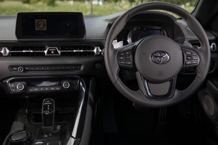 2019 Toyota GR Supra - UK version 566185