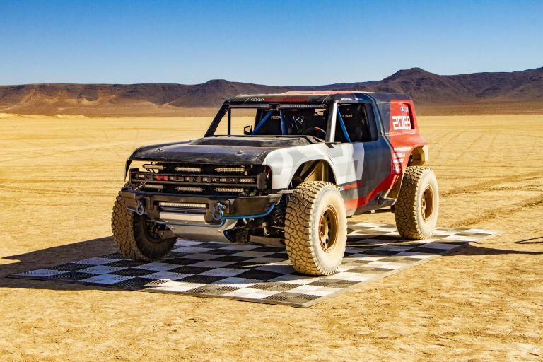 2019 Ford Bronco R race prototype 566675