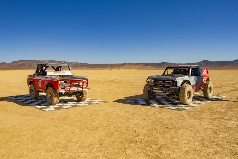 2019 Ford Bronco R race prototype 566676