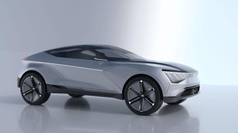 2019 Kia Futuron concept 570176