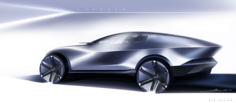 2019 Kia Futuron concept 570185
