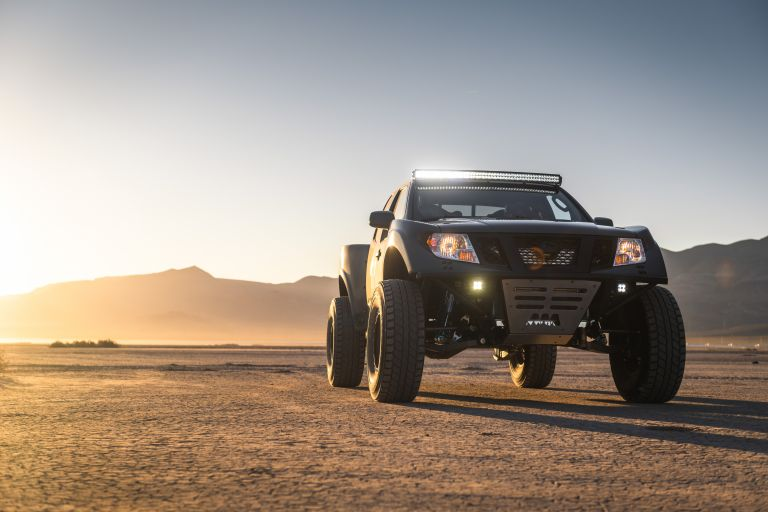 2019 Nissan Frontier Desert Runner concept 566691