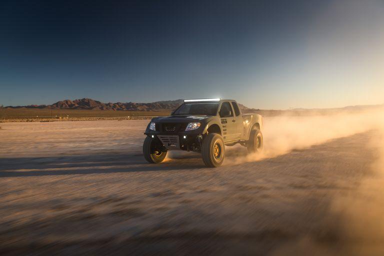 2019 Nissan Frontier Desert Runner concept 566692