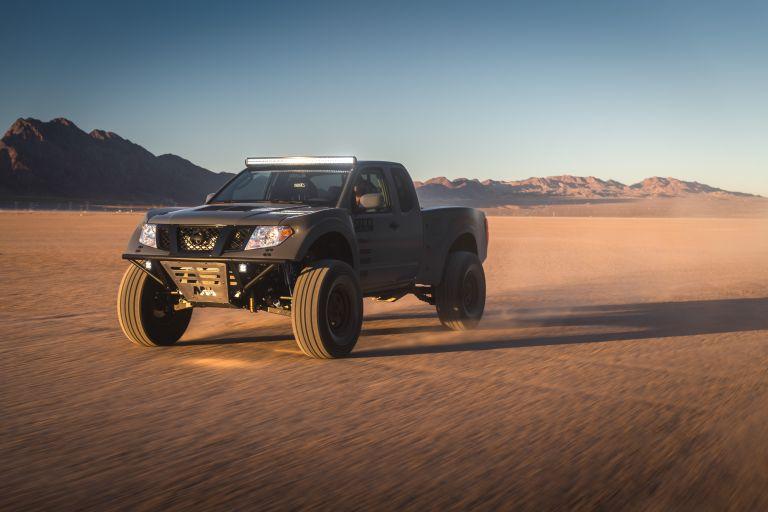 2019 Nissan Frontier Desert Runner concept 566693