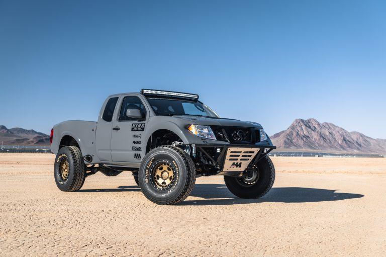 2019 Nissan Frontier Desert Runner concept 566698
