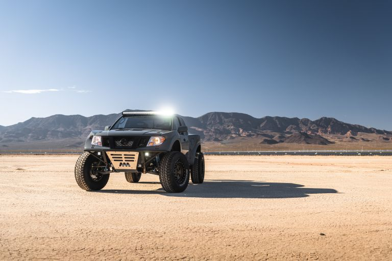 2019 Nissan Frontier Desert Runner concept 566699