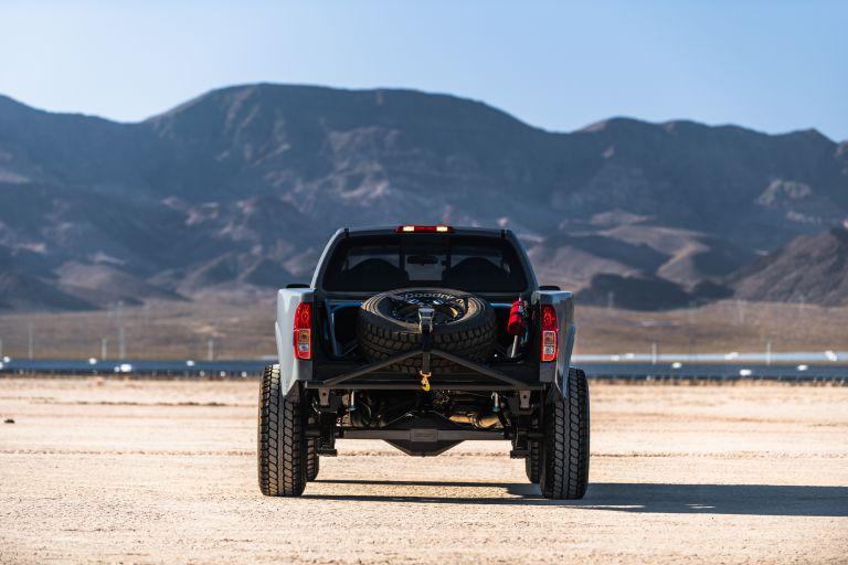2019 Nissan Frontier Desert Runner concept 566705