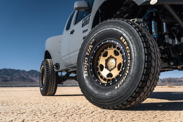 2019 Nissan Frontier Desert Runner concept 566709