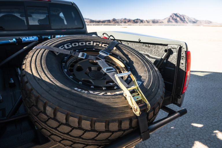 2019 Nissan Frontier Desert Runner concept 566711