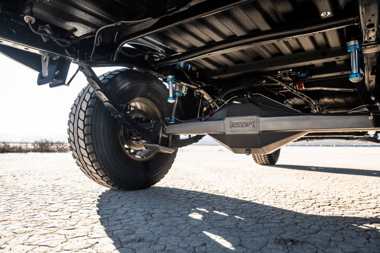 2019 Nissan Frontier Desert Runner concept 566715