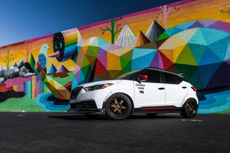 2019 Nissan Kicks Street Sport concept 566723