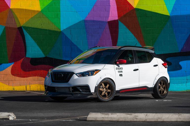 2019 Nissan Kicks Street Sport concept 566725