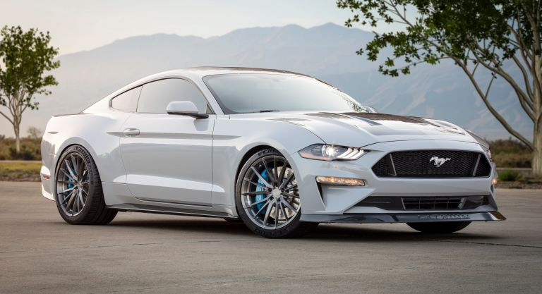 2019 Ford Mustang Lithium concept 566869