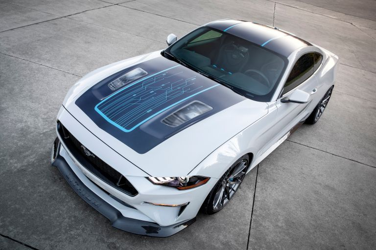 2019 Ford Mustang Lithium concept 566871