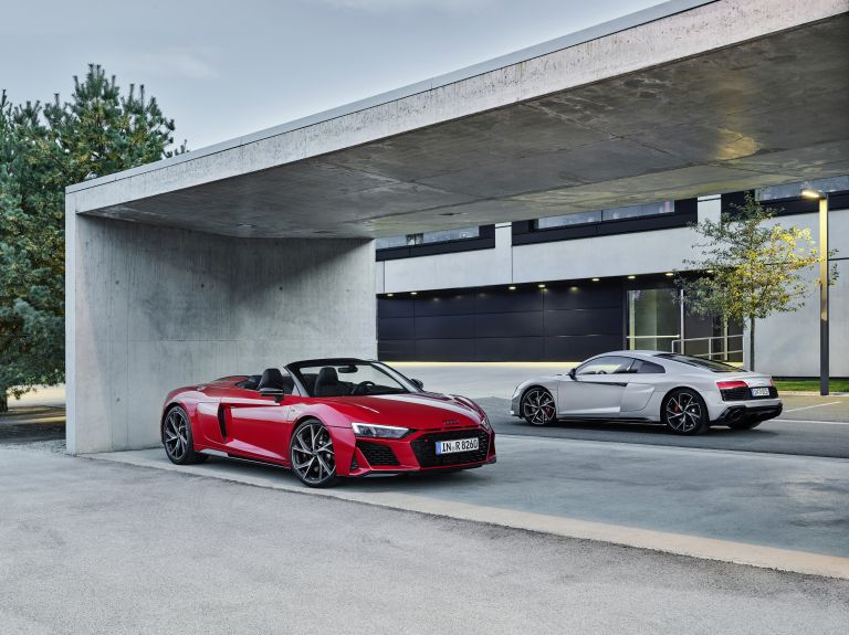 2020 Audi R8 V10 RWD coupé 567368
