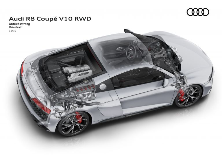 2020 Audi R8 V10 RWD coupé 567380