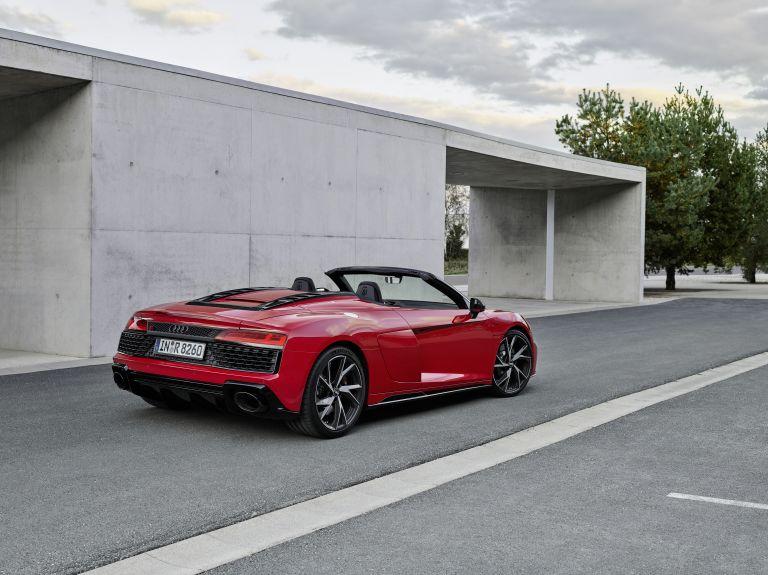 2020 Audi R8 V10 RWD spyder 567306