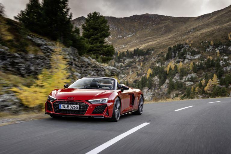 2020 Audi R8 V10 RWD spyder 567307
