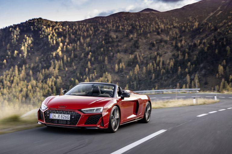 2020 Audi R8 V10 RWD spyder 567308