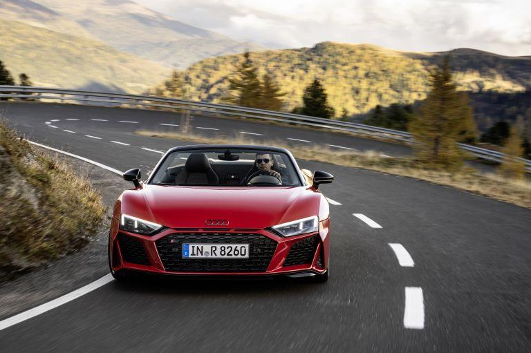 2020 Audi R8 V10 RWD spyder 567309