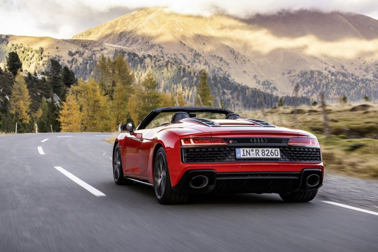 2020 Audi R8 V10 RWD spyder 567310