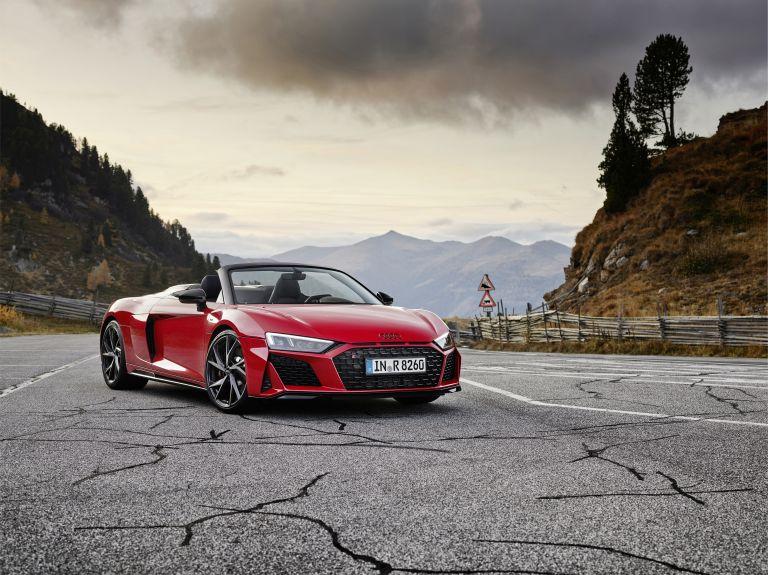 2020 Audi R8 V10 RWD spyder 567385