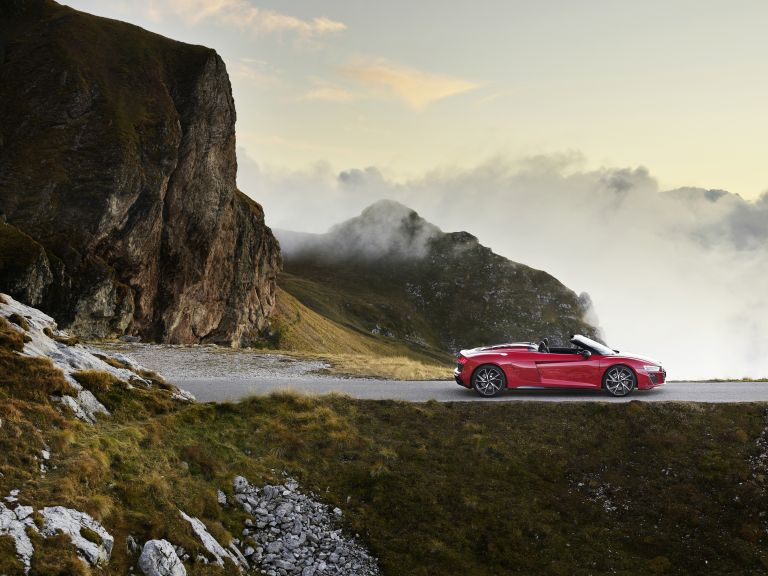 2020 Audi R8 V10 RWD spyder 567388
