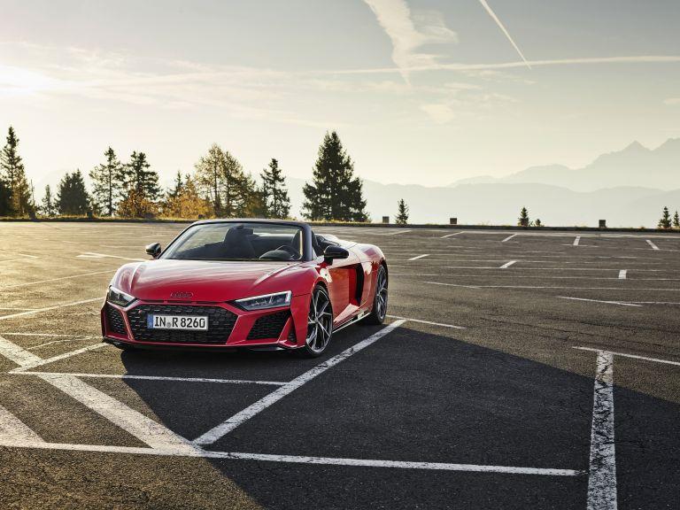 2020 Audi R8 V10 RWD spyder 567389