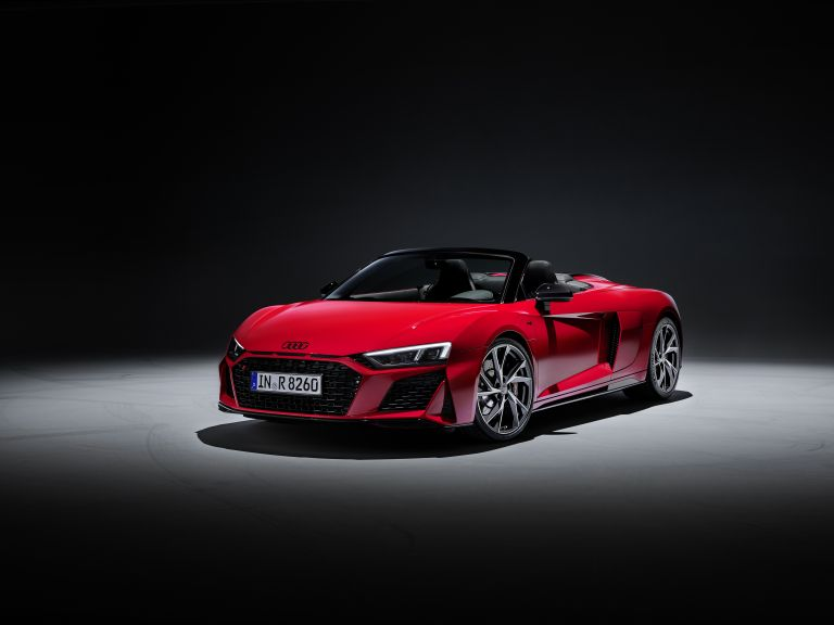 2020 Audi R8 V10 RWD spyder 567391