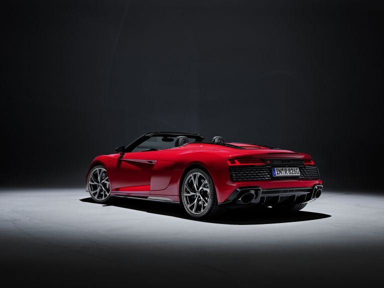 2020 Audi R8 V10 RWD spyder 567392
