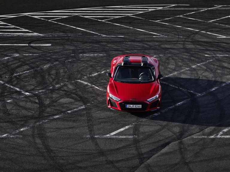 2020 Audi R8 V10 RWD spyder 567393