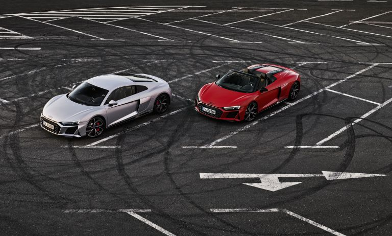 2020 Audi R8 V10 RWD spyder 567397