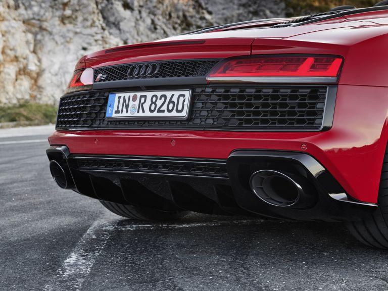 2020 Audi R8 V10 RWD spyder 567401