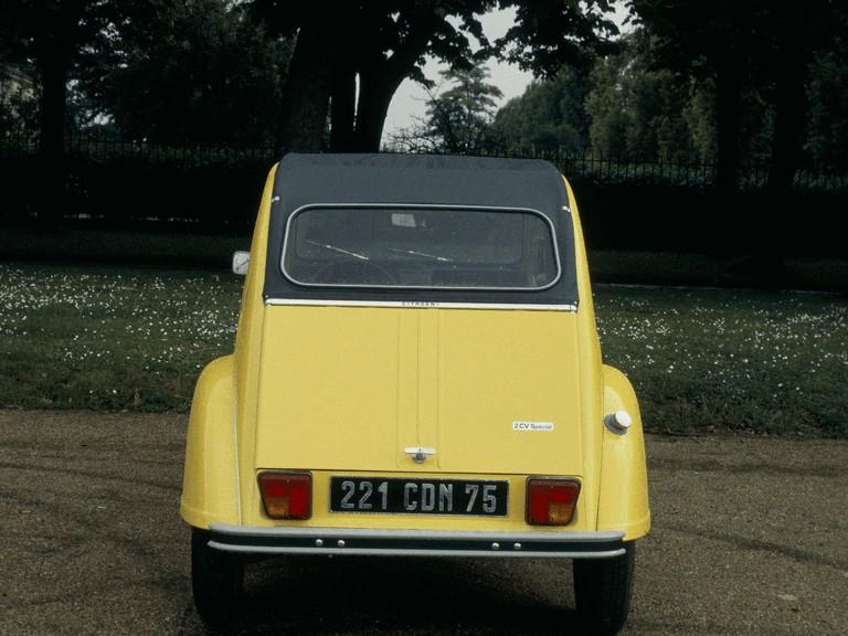 1976 Citroën 2CV Special 196244