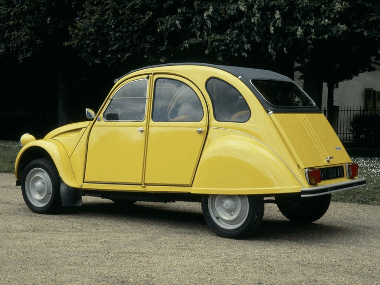 1976 Citroën 2CV Special 196246