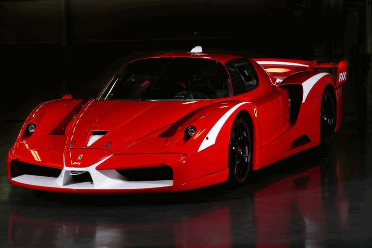2008 Ferrari FXX Evoluzione 495910