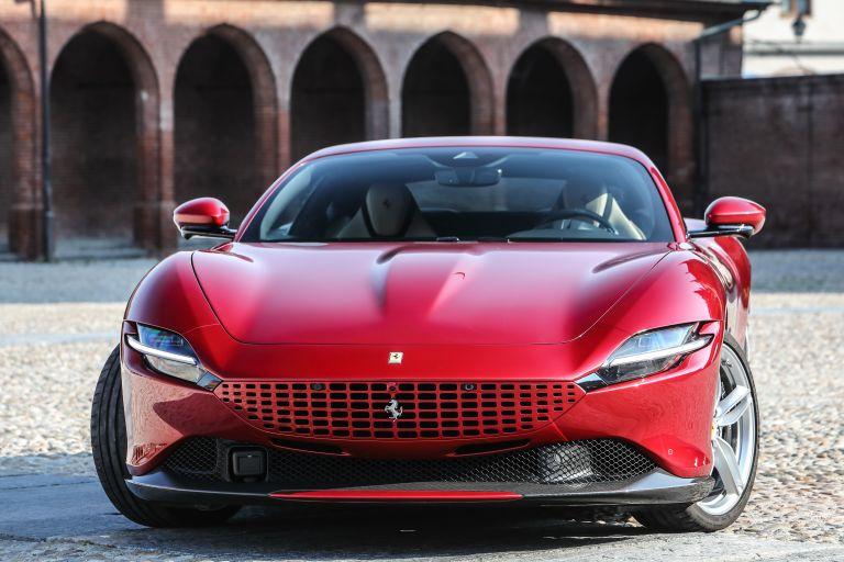 2020 Ferrari Roma 599300 Best Quality Free High Resolution Car Images Mad4wheels