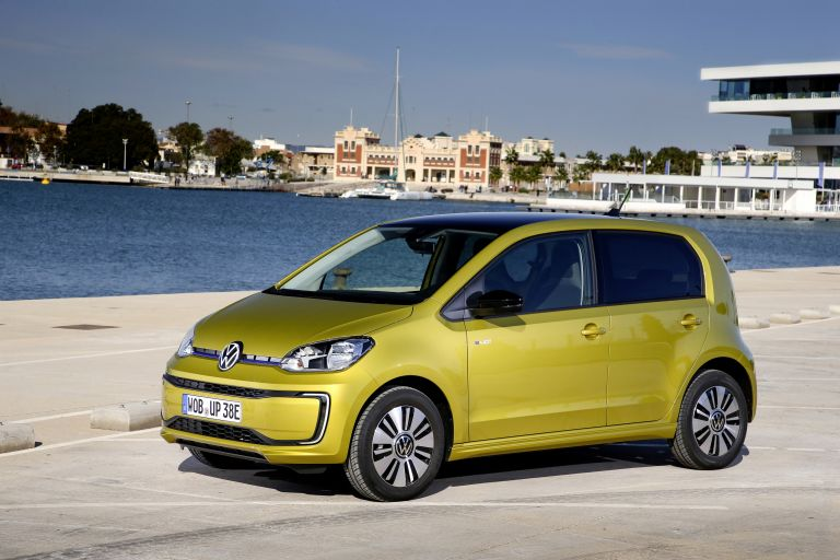 2020 Volkswagen e-Up 572175