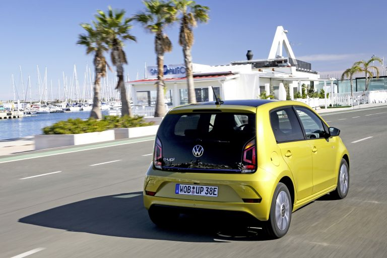 2020 Volkswagen e-Up 572177
