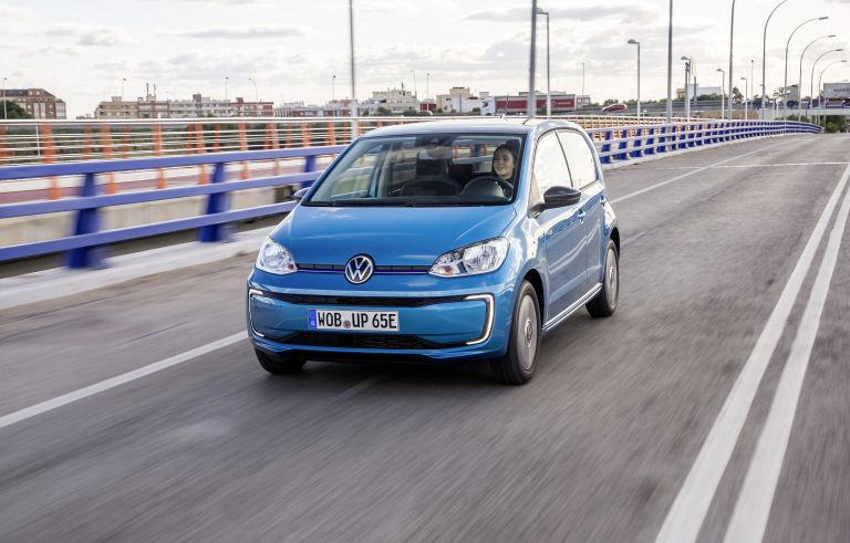 2020 Volkswagen e-Up 572237