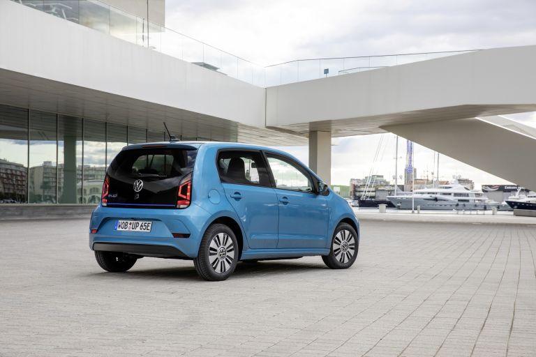 2020 Volkswagen e-Up 572244