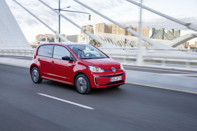 2020 Volkswagen e-Up 572281