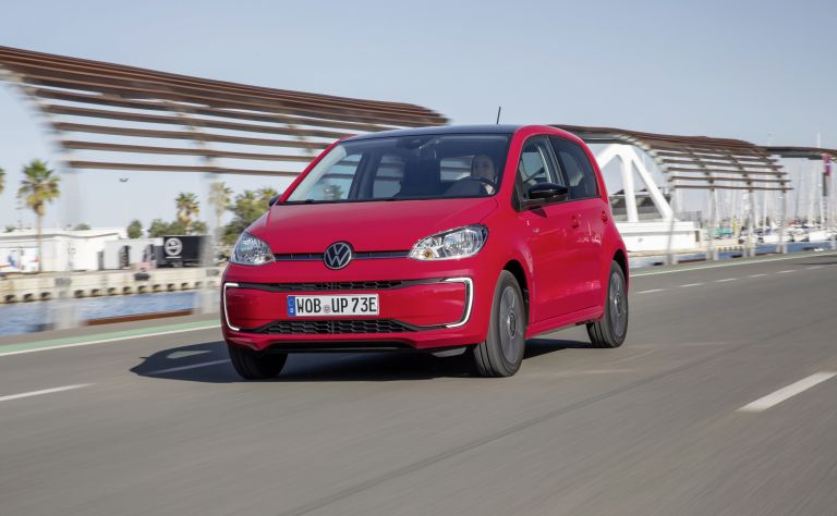 2020 Volkswagen e-Up 572293
