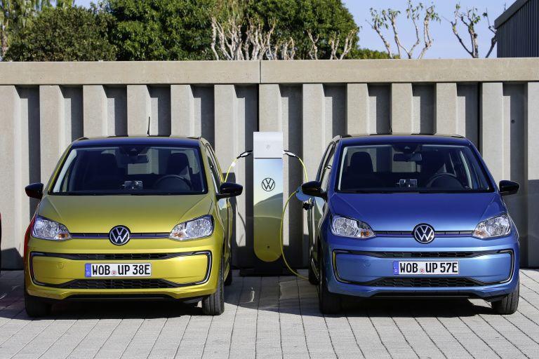 2020 Volkswagen e-Up 572336