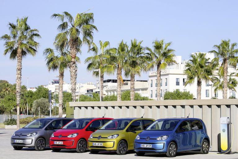2020 Volkswagen e-Up 572337