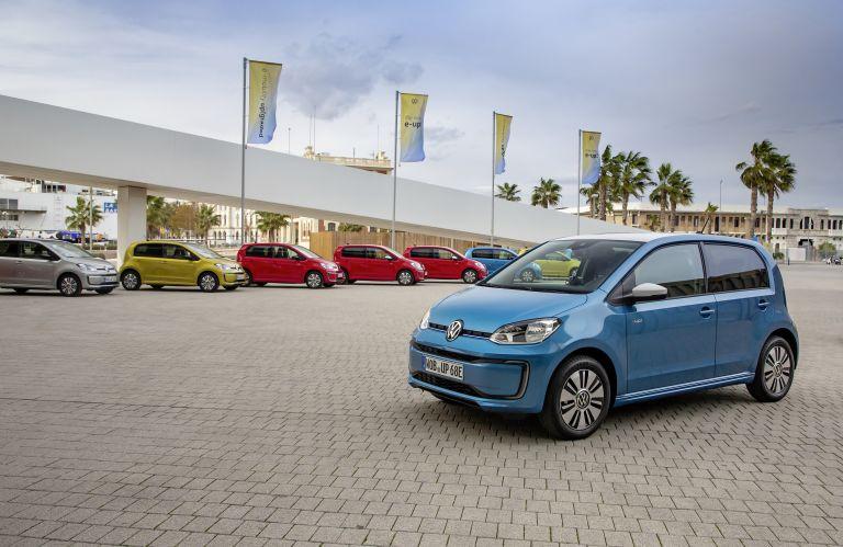 2020 Volkswagen e-Up 572338