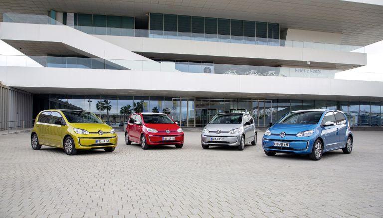 2020 Volkswagen e-Up 572340