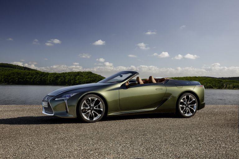 2021 Lexus LC 500 convertible 599633